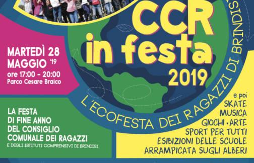 CCR IN FESTA 2019 (28 Maggio 2019) – La Festa dei Ragazzi